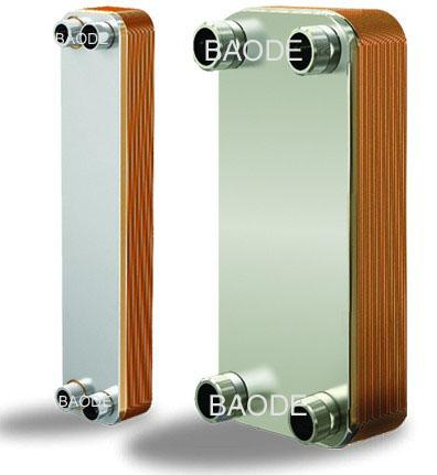 板片_板式换热器_钎焊式板式换热器_可拆式板式换热器-江苏宝得换热设备有限公司