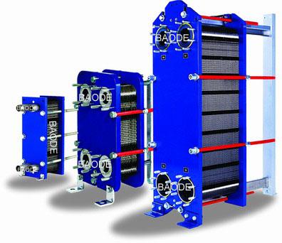 板式换热器_钎焊式板式换热器_可拆式板式换热器-江苏宝得换热设备有限公司